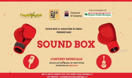 sound box (Copertina di Facebook)